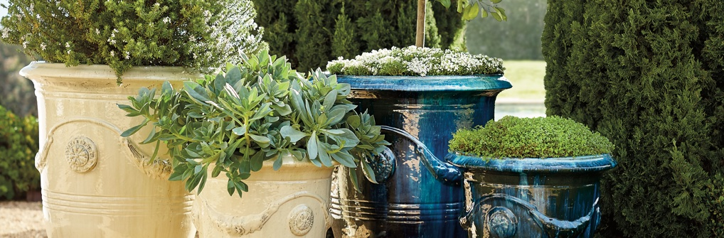 Anduze Planter Collection