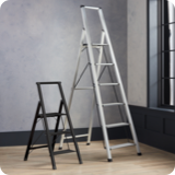 Slimline Ladder and Step Stools